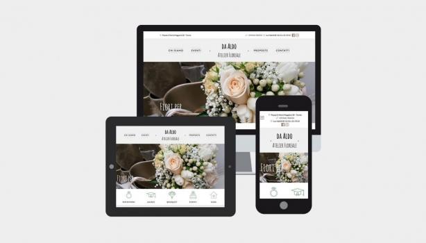 Datazione profilo pagina design